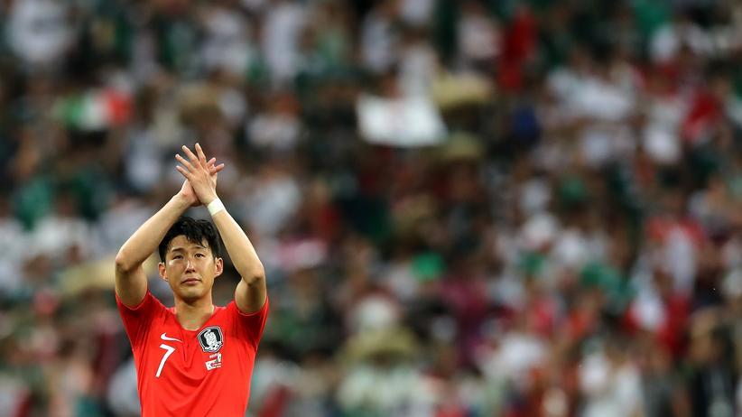 Südkorea: Es geht für Son Heung Min um mehr als nur einen Sieg.