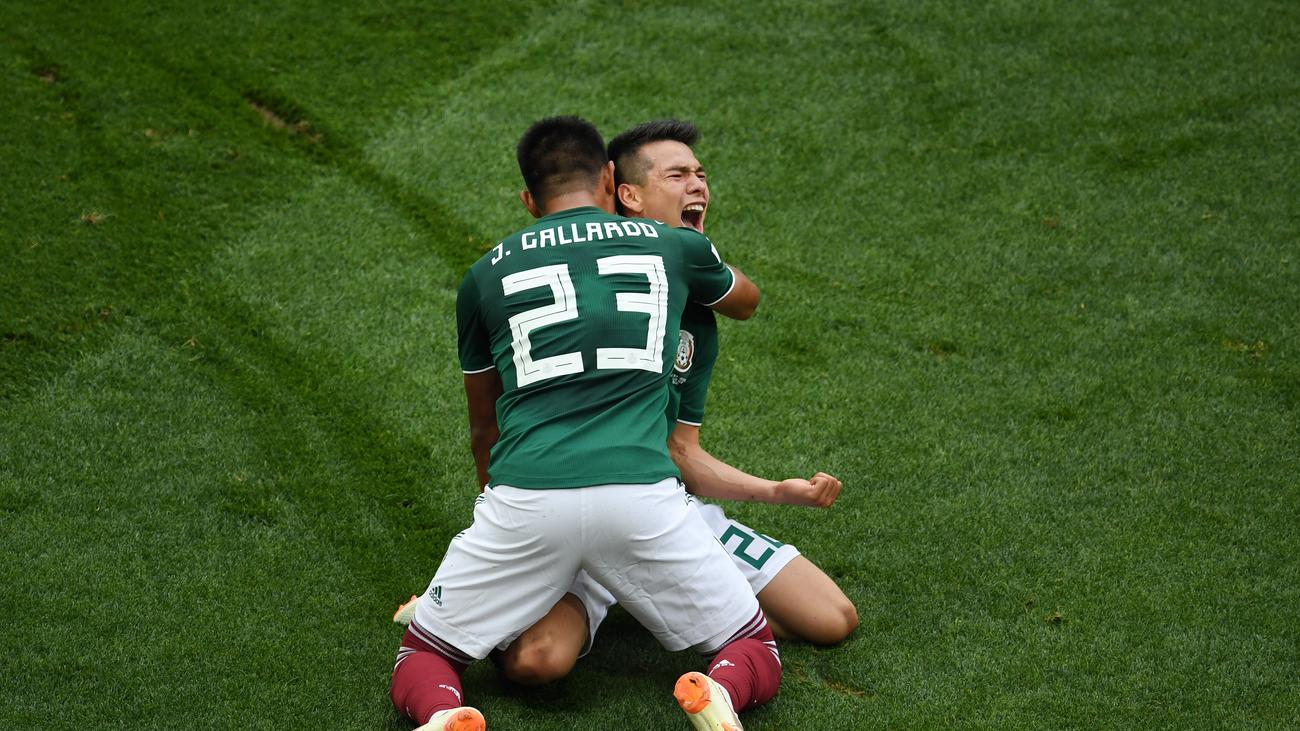 Deutschland Mexiko Online
