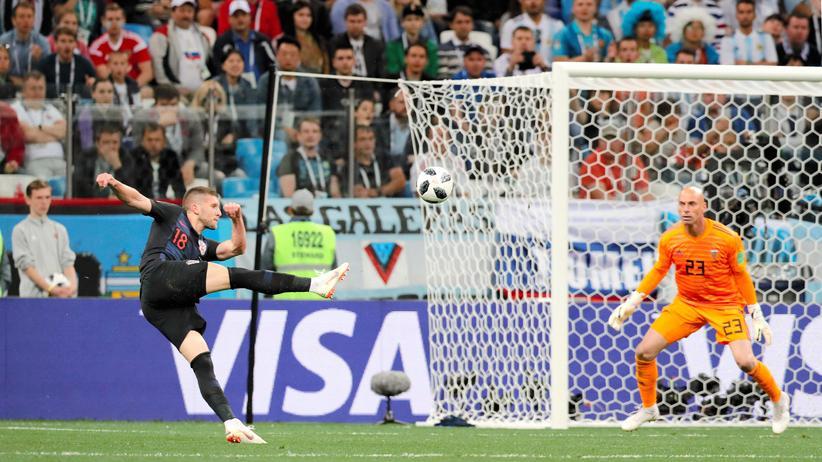 Argentinien – Kroatien: Maradona: 0, Eintracht Frankfurt: 1