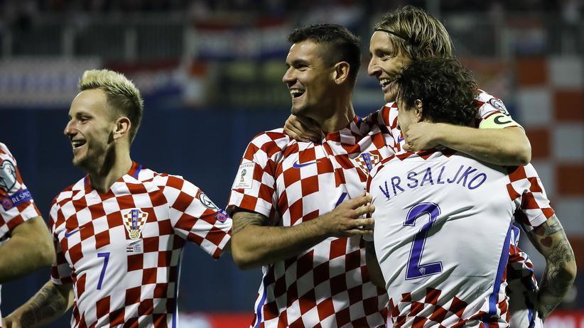 Kroatien: Genug Talent haben sie: Kroatiens Team freut sich auf die WM.
