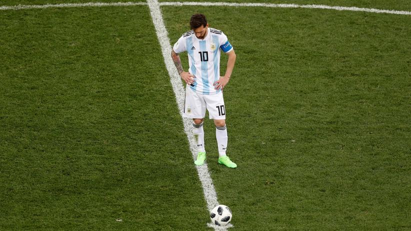 Argentinien: Das einzige, woran Messi scheitert, ist seine Heimat