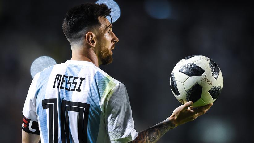Argentinien: Der Beste: Lionel Messi