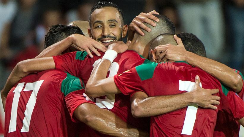 Marokko: Gegen Portugal, Spanien und Donald Trump