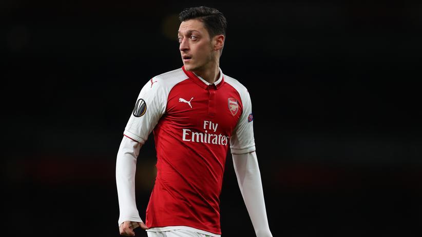 War wahrscheinlich noch nie in Ruanda: Mesut Özil