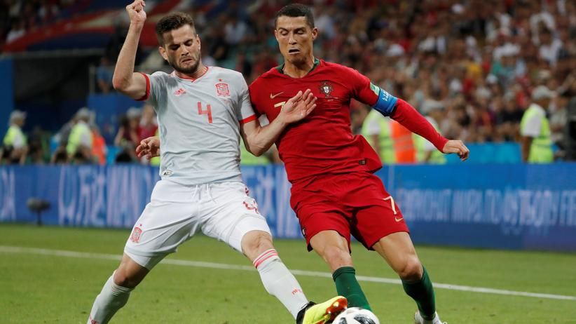Fußball-WM: Spanien und Portugal trennen sich unentschieden