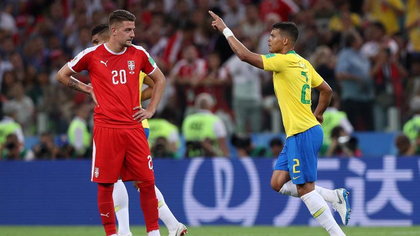 Serbien Brasilien