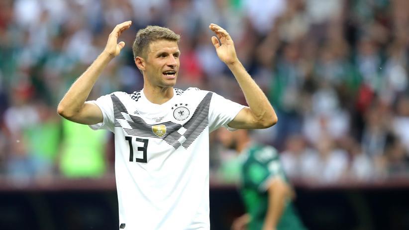 Vorrunde Deutschland – Mexiko: Nun beginnt der Abstiegskampf