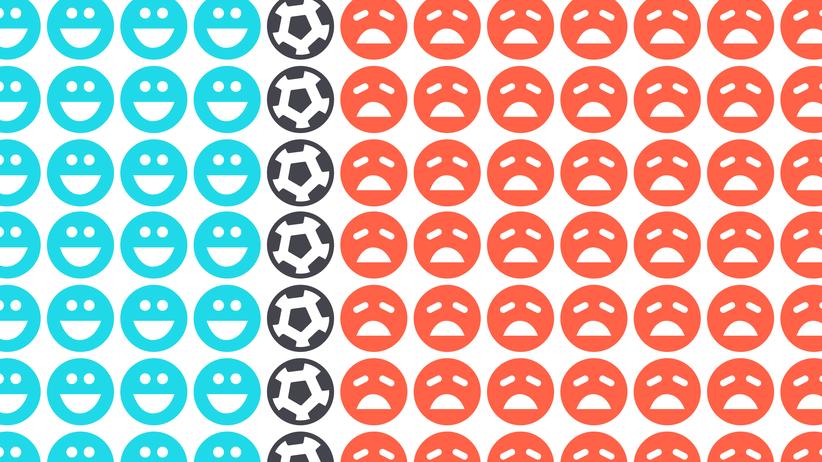 Deutsche Nationalmannschaft: Wenn Fußball sehr schlechte Laune macht