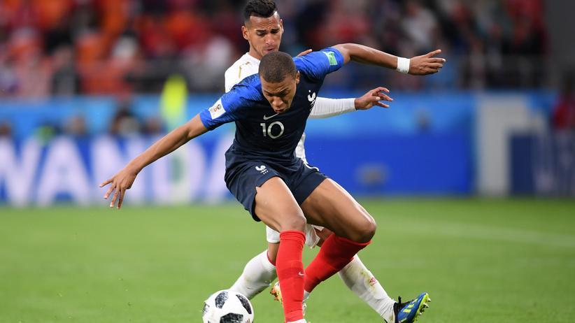 WM 2018: Frankreich steht im Achtelfinale, Peru ausgeschieden