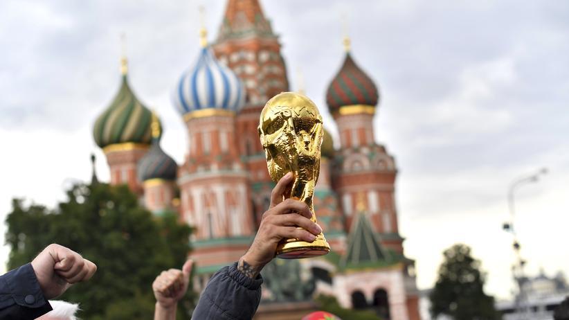 Fußball-WM 2018: Alles, was Sie zur Fußball-WM wissen sollten