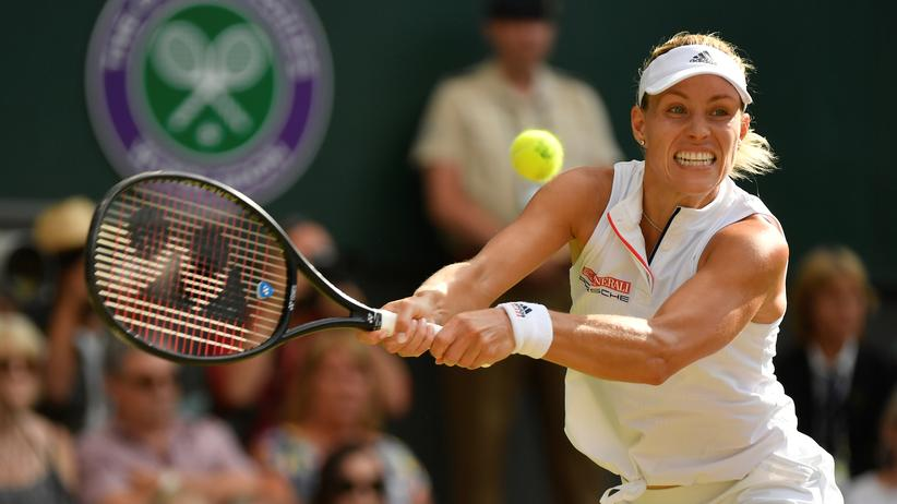 Wimbledon: Angelique Kerber gewinnt Wimbledon-Finale