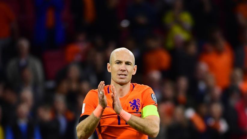 Fußball-WM: Hollands WM ohne WM