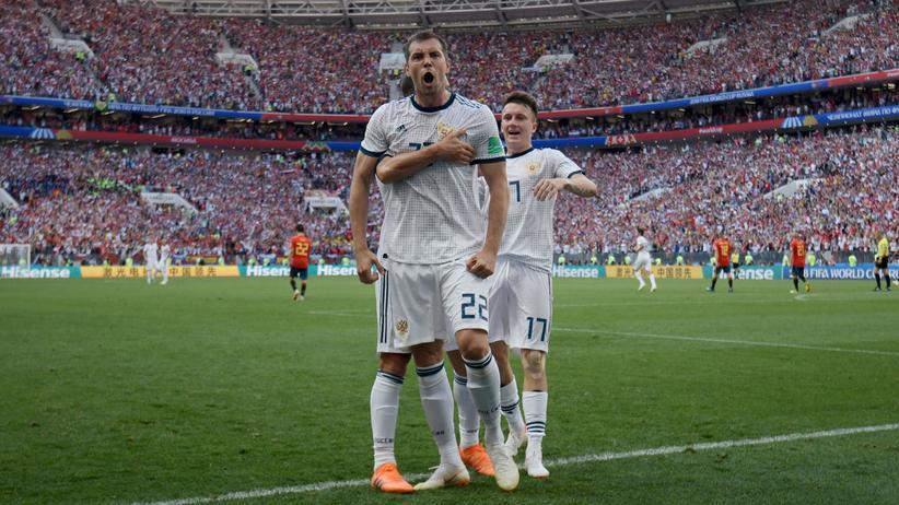 Fußball-WM: Der lange Ball ist wieder hip
