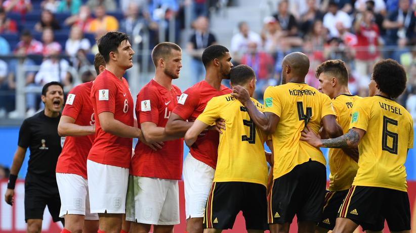 Belgien – England: Es bleibt der Love Train