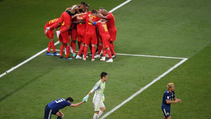 Achtelfinale Belgien – Japan : Das aufregendste Spiel der WM