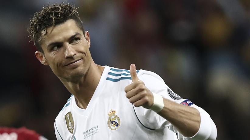 Möchte doch nur gemocht werden: Cristiano Ronaldo