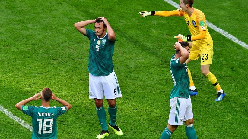 Fußball: Ja, gibt es das denn? Deutscher WM-Unglauben.