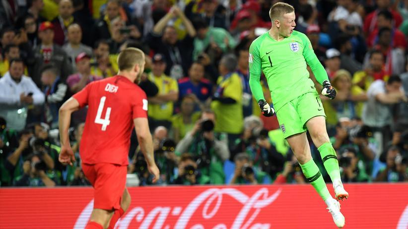 England – Kolumbien: Jetzt ist für England alles möglich