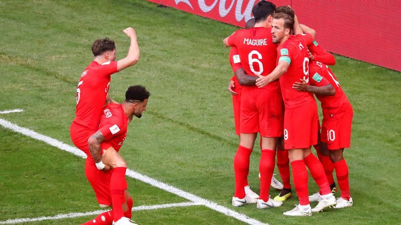 Fußball-WM: England erstmals seit 28 Jahren im Halbfinale