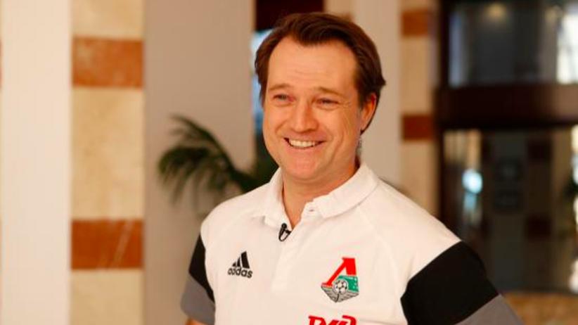 Erik Stoffelshaus, Sportdirektor bei Lokomotive Moskau