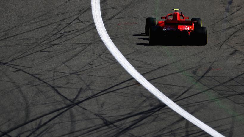 Formel 1 Das Ende Eines Mythos Zeit Online