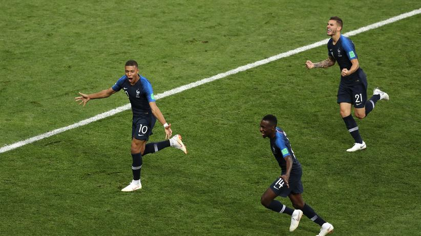Fußball-WM 2018: Frankreich ist Weltmeister