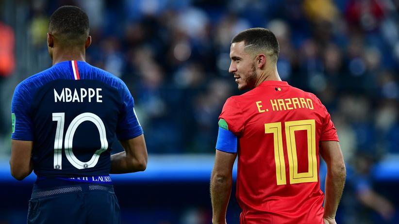 Fußball-WM: Die Elf des Turniers