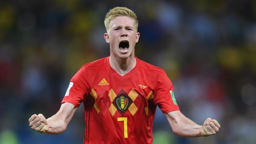 Viertelfinale: Brasilien – Belgien: An diesem Geheimfavoriten ist nichts mehr geheim