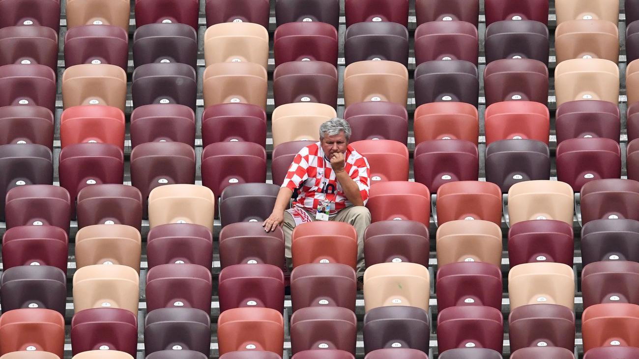 Fußball WM: Dürfen Serben Kroatien anfeuern? | ZEIT ONLINE
