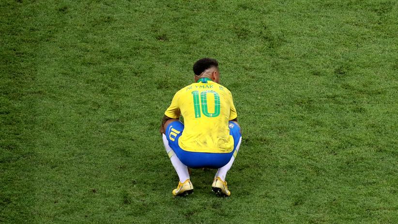 Brasilien – Belgien: Nur ein paar Witzchen