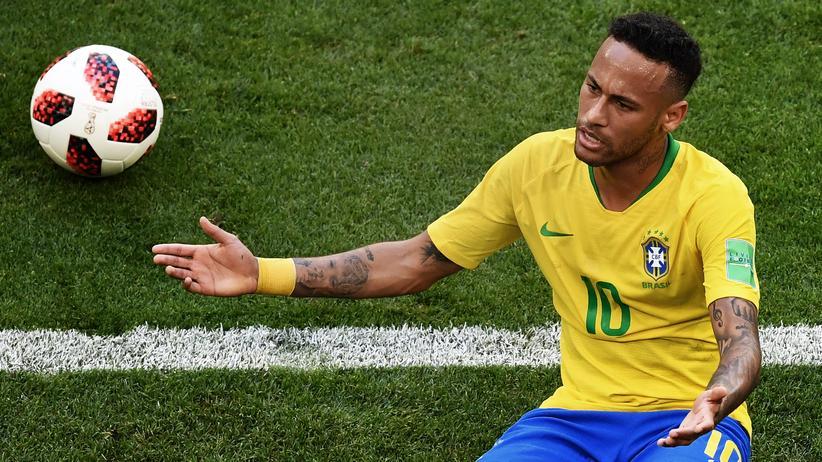 Neymar: Werd bitte nicht wie er!