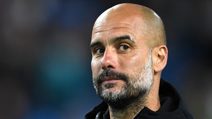 Pep Guardiola: Pep Guardiola könnte mal wieder Weltmeister werden.