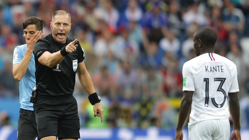 Viertelfinale: Uruguay – Frankreich: Was für ein Schauspiel