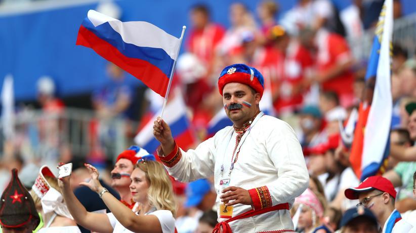 """Russland: """"Die unbedingte Leidenschaft habe ich noch nicht gespürt"""""""