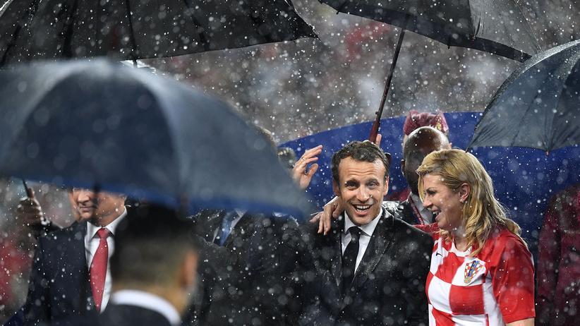 Frankreich: Am offensivsten war ihr Präsident