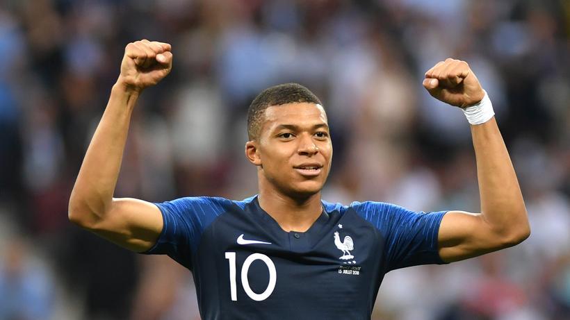 Fussball Wm Frankreich Ist Weltmeister Zeit Online