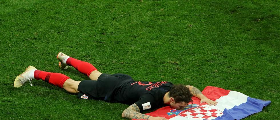 England Kroatien Schiedsrichter