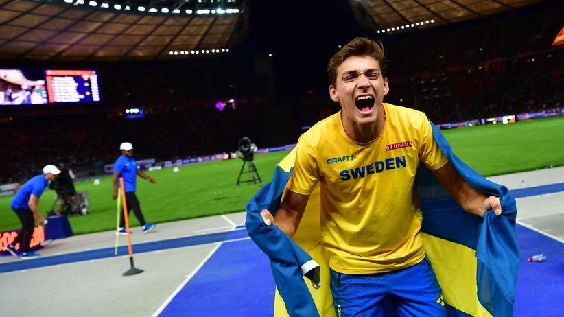Leichtathletik-EM: Junger Schwede