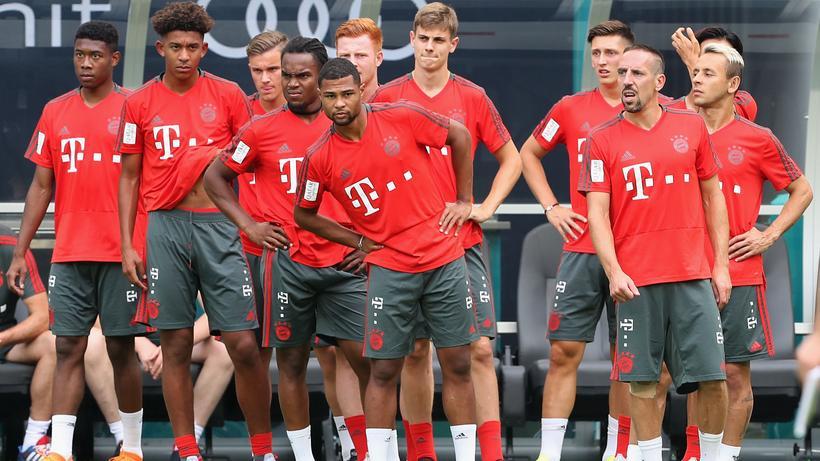 Fussball Bundesliga Die Bayern Lassen Den Anderen Eine