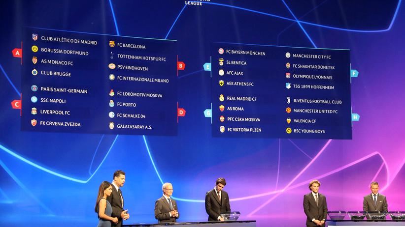 Auslosung Champions League 2021/20