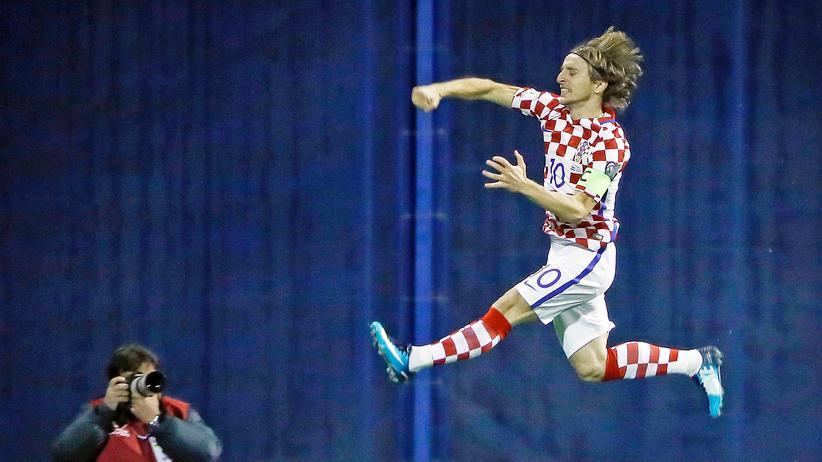Europas Fußballer des Jahres: Luka Modrić ist Europas Fußballer des Jahres