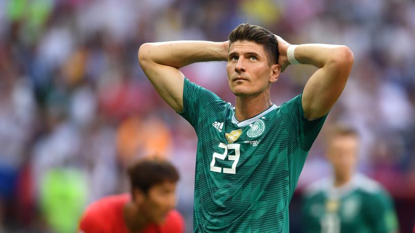 Fußball-Nationalmannschaft: Mario Gómez tritt aus DFB-Elf zurück