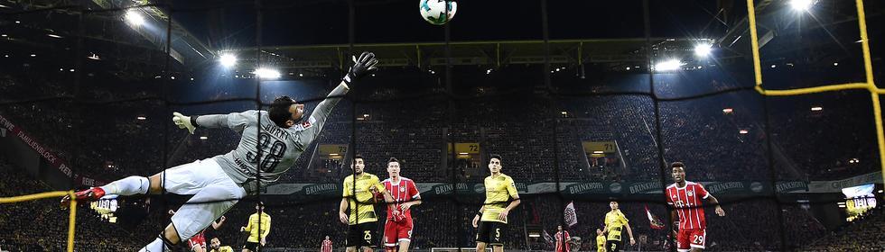 Bundesliga Thema Muenchen München Dortmund