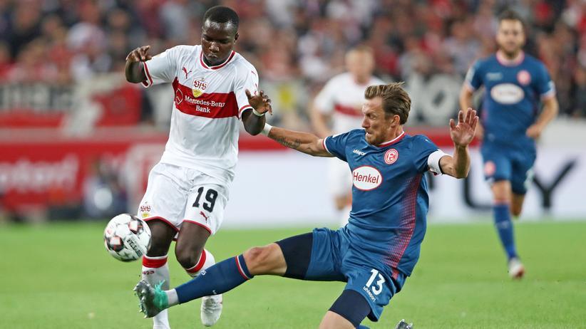Bundesliga 4. Spieltag: Stuttgart und Düsseldorf trennen sich unentschieden