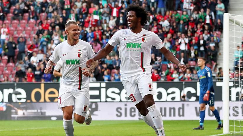 Bundesliga, 6. Spieltag: SC Freiburg unterliegt Augsburg