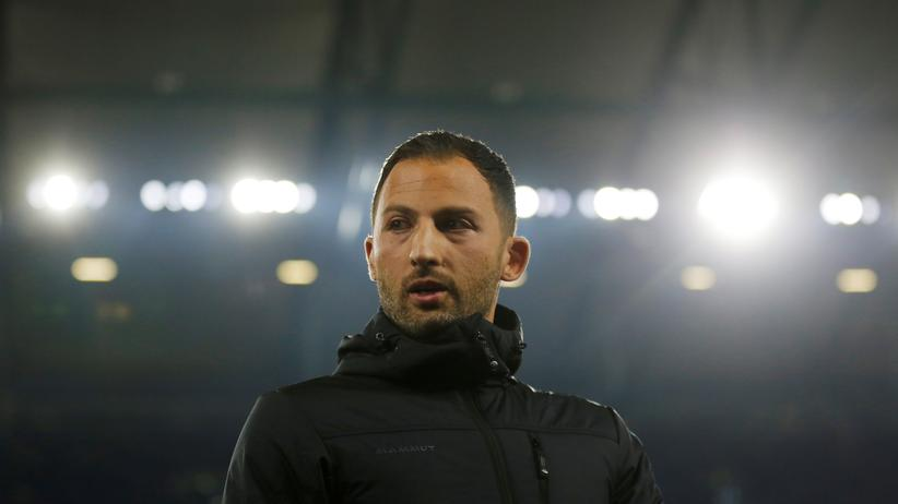 Bundesliga-Rückschau: Schalke-Trainer Domenico Tedesco