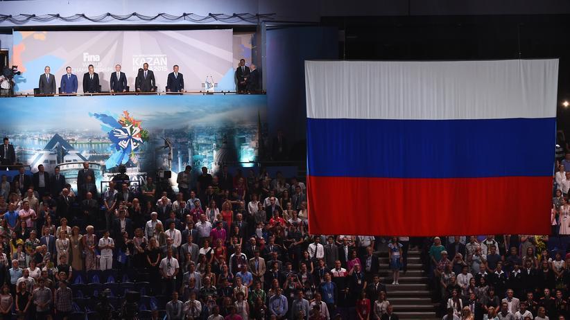 Ein guter Tag für Russland, kein guter für den Weltsport.
