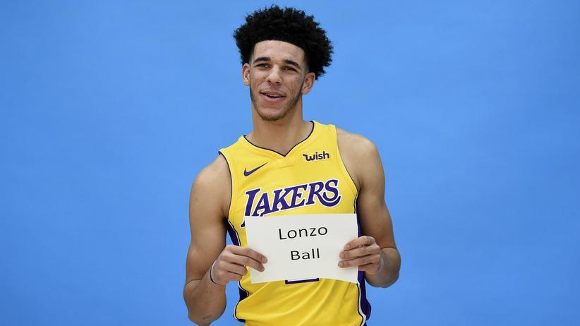Gezüchtet: Lonzo Ball