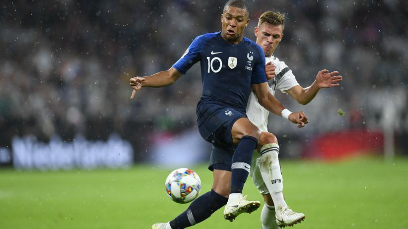 Nations League: Deutschland und Frankreich trennen sich unentschieden