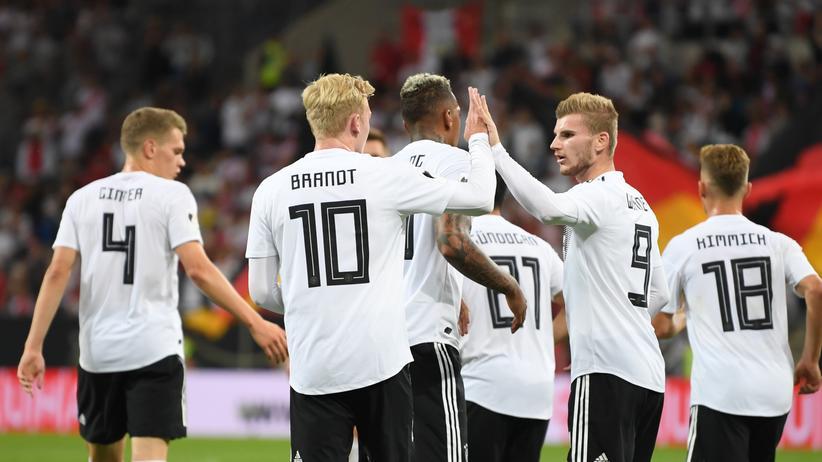 Freundschaftsspiel: Deutschland gewinnt gegen Peru